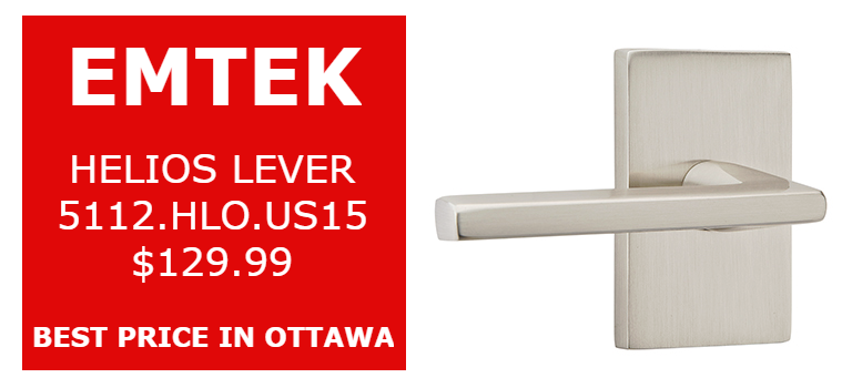 EMTEK Ottawa Crown Moulding